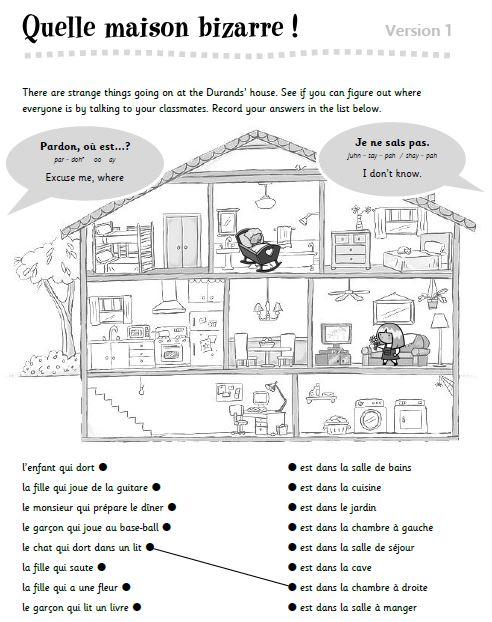 House InfoGap